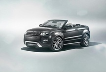Land Rover Concept Vehicles