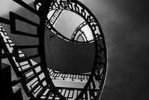 Black & White / Schwarz und Weiss - puristisch und simpel. Auffallen durch Schlichtheit.