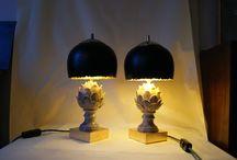 Matana Lampen und Leuchtobjekte / Lampen und Leuchtobjekte, Unikate aus verschiedenen Upcycling Quellen