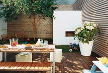 Gardens + Terraces