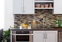 Small kitchen ideas / by Angie Parrish