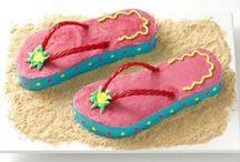 cakes / by Rosemary Kutcher Keeling