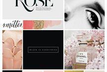 BUSINESS - Design inspiration / moodboard, inspirations, design