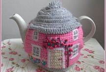Tea cosies and pretty things