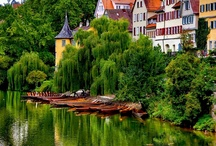 Tubingen, Germany (My birthplace) / by Gwen Loe-Orozco
