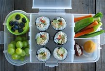 Kid Friendly / Kid Friendly Lunch & Snack Ideas / by Beth Michaels @NourishingPassions