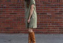 DIY-- Dresses