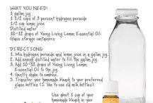 Young Living Oils Recipes