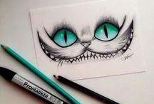 Alice / Gato que ri