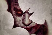 Joker Batman Harley Quinn