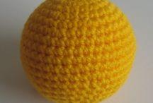 Crochês variados