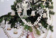 Boże Narodzenie na szydełku