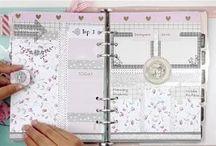 Bullet journal & Planner decorating ideas