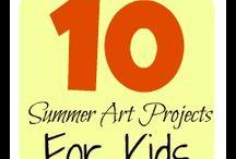 summer kids college / by Jennifer Denis