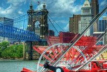 Cincinnati / by Kaleidoscope Adventures