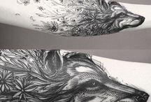 inne tatuaze