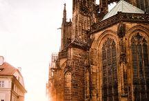 Travel- Europe- Czech, Slovakia, Hungary