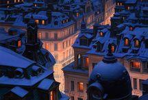 Paris de mes reves
