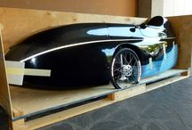 WAW 291 / WAW 291 velomobile handmade by Katanga for Slyway