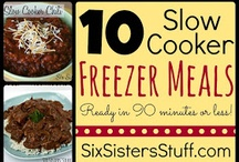Slow cooker / by Marae Wenzel