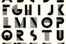 Typography / by Lorri Smyth