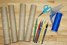 crafts for kids / by Tara Ferguson