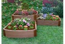 The garden. / Make the garden look good! / by Angie Kubicek