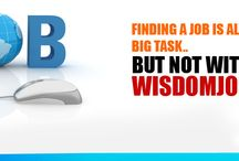 Wisdom Jobs / WISDOM JOBS is a unique 4th generation job portal contributing to the concept of more knowledge, more jobs. It is considered not just as a job oriented approach portal but more than that is a job cycle which is facilitating a specialized job search with knowledge acquisition. In the huge competitive economy of job hunt, a number of diverse job opportunities are arising; but then it turned very hard and puzzling in obtaining the required potential candidates.
