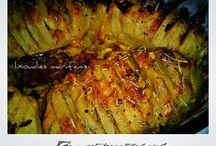πατάτες συνταγές