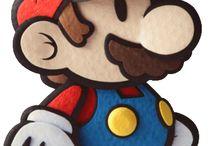 Σ..Nitendo !..Σ / Mario ,link,...etc