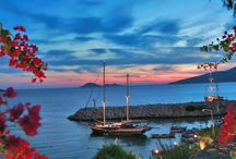 Kalkan, Turkey / Beautiful Kalkan on Turkey's south-west coast