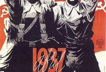 devrim posterleri