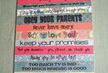 Family Scrapbook Ideas / by Julia RoseAda