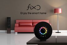 We Promote: Nuvolaria Srls / FIXO Smart Disc, the first round computer that controls, entertains and makes your life easier at home. FIXO comes with a complete set of dedicated applications. Fixo enriches your life at home with information at a glance, like appointments, weather, news or sport results, gives a great music experience with stereo loudspeakers, provides remote monitoring and assisted living features interacting with your mobile device, and is always connected with smart home accessories. http://fixo.io/