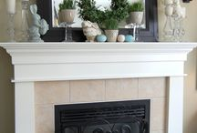 Easter Fireplace Ideas