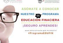 Educación Financiera / Programa Edufin Pensionissste
