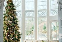 Holiday Home / Decorating inspiration for Christmas and the Winter Holiday season
