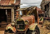 Transportmittel - alles mit Rädern