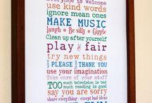 Playroom / by Jenni Stadtmiller