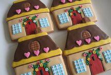 Sweet Home cookies