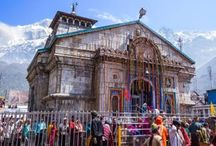 Chardham Yatra Packages by Helicopter / Looking to take up the journey to Chardham, the four pedestals of divinity? Chardham Yatra is a very blissful journey and the pedestals of divinity, namely, Gangotri, Yamunotri, Kedarnath and Badrinath, is revered and frequented by the devotees.
