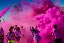 Color run / Fun