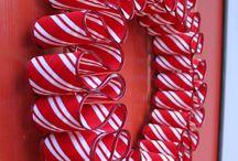 Vánoční výzdoba věnec