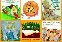Booklist for PreK
