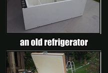 Upcycled and Repurposed