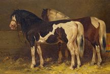 Other Special Horses in Art / Spotted one in this album: https://fr.pinterest.com/coldruru/spotted-horse-in-art/