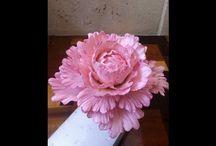Video làm hoa fondant