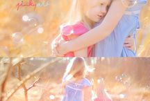 Shoot ideas for Abi and Ruby