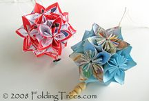 Paper Crafts- 3D Designs / by Honey Mommy