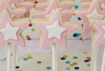 3rd birthday party... / Forest fairies, sparkles, something